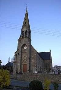 Eglise Saint-Pierre - Saint-Pever - France.jpg