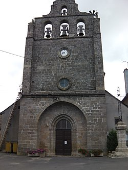 Eglise saint germain du teil.JPG