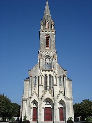 Saint-Sylvain-d'Anjou - Eglise de Saint-Sylvain d'Anjou