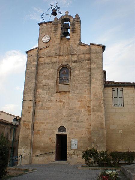 L'église Saint-Martin de Sussargues (Hérault, 34)