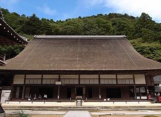 Higashiōmi - Image: Eigen ji (Rinzai temple)