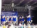 Eilenburg 1050-Jahrfeier Marktplatzbuehne Vereinsprogramm2.jpg