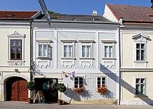 Haydns Wohnhaus in Eisenstadt (Quelle: Wikimedia)