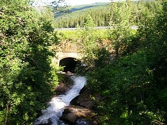 Eiterå - Image: Eiterå river C