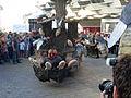 """El """"moscardón"""", cabalgata, Expozaragoza 2008, Zaragoza, Expaña, verano de 2008.JPG"""