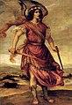 El Arcángel Uriel con espada ardiente, siglo XVII.jpg