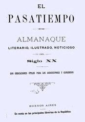 El pasatiempo (1891)