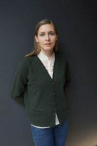 Eleanor Catton vuonna 2012.