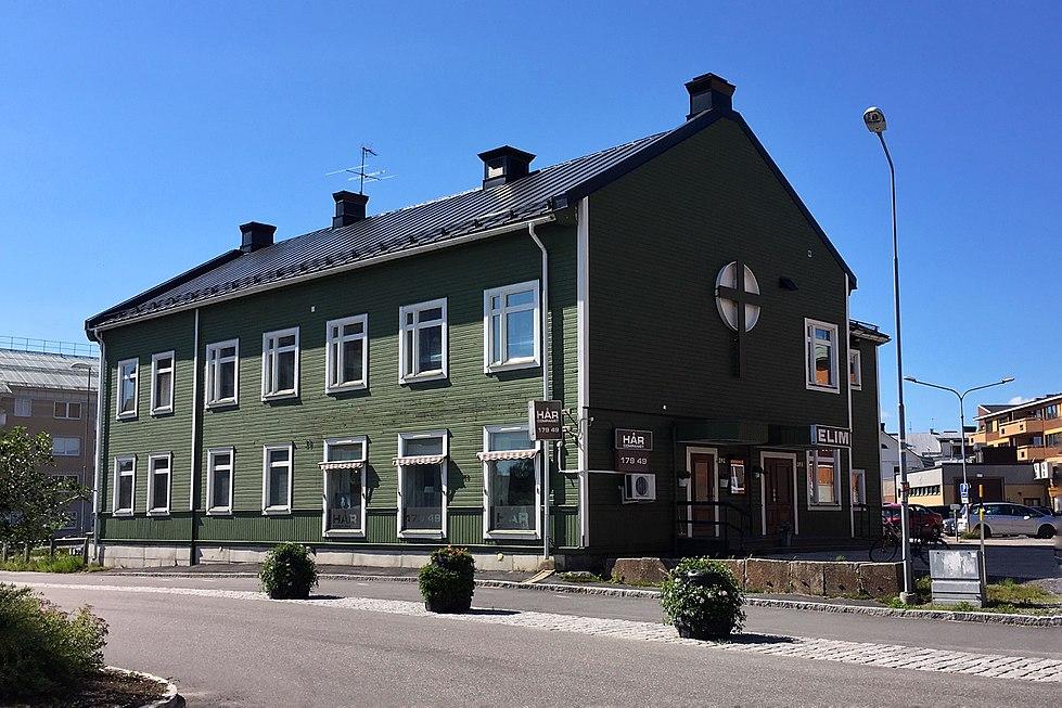 Leif Wiksten, Nygatan 1, Boden | satisfaction-survey.net