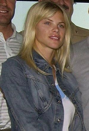 Elin Nordegren - Nordegren in 2003