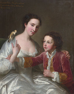 Elizabeth Greville, Countess of Warwick Scottish noblewoman