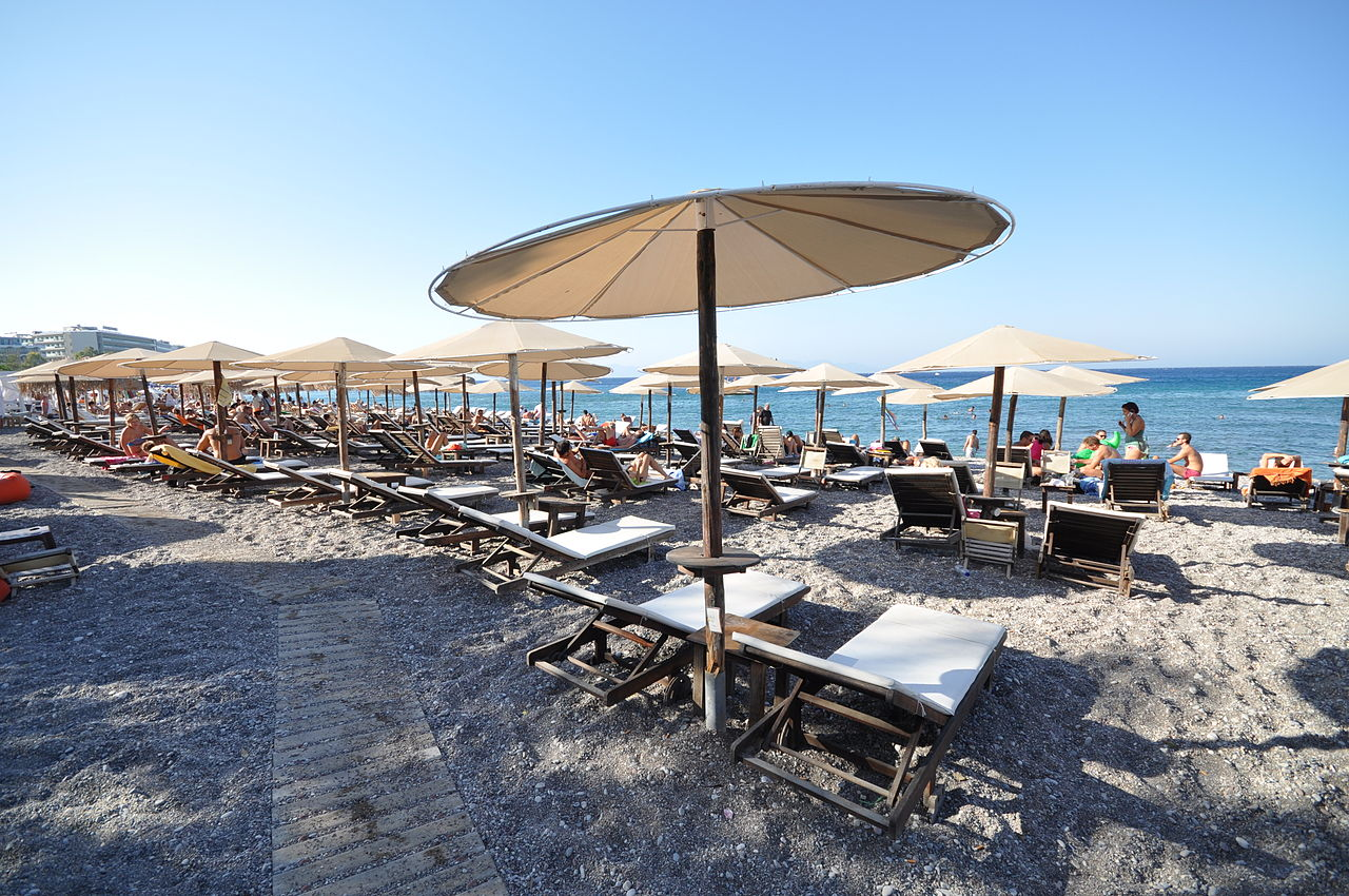 Beach Facing Restaurants In Dubai