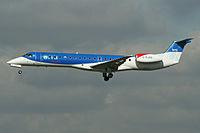 G-RJXG - E145 - Loganair