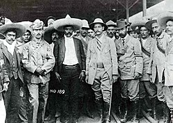 General Emiliano Zapata in Cuernavaca (April 1911)