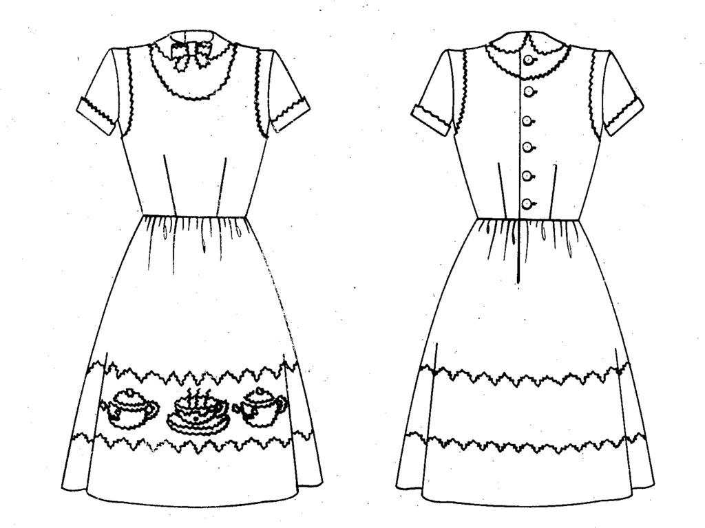 Fashion Clothes Size
