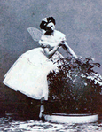 Photo of Emma Livry, c. 1860
