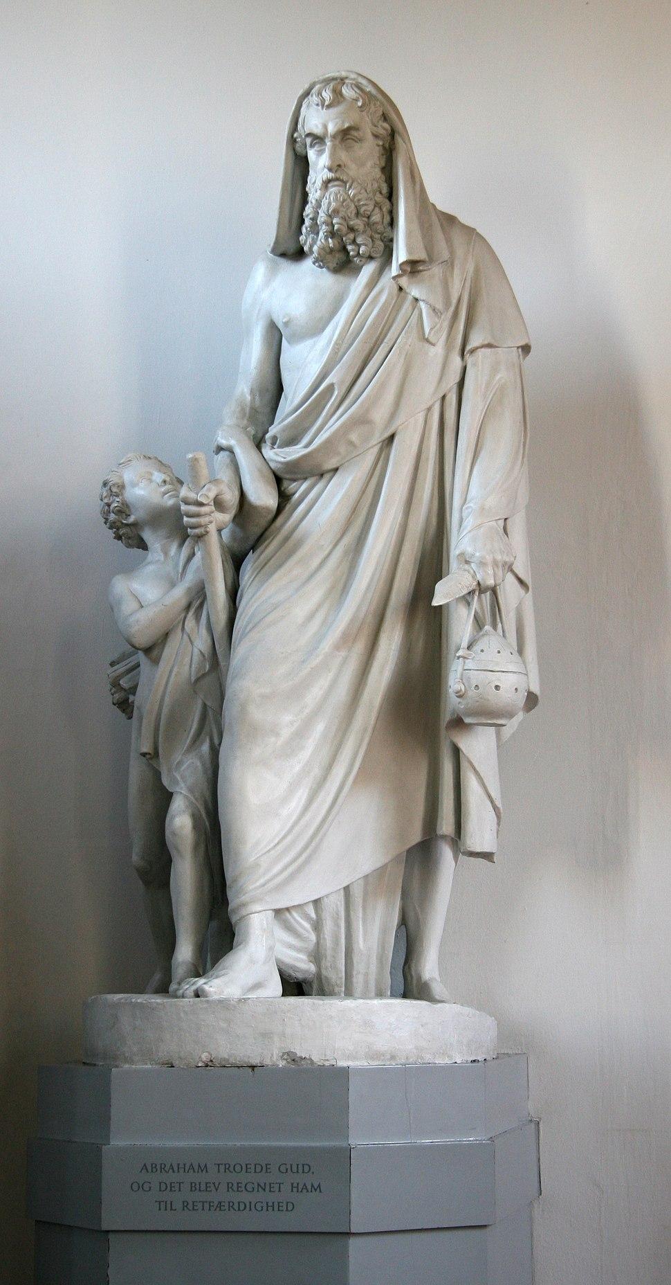 Emmauskirken Copenhagen statue