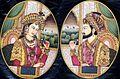 Emperor Shah Jahan and Mumtaz Mahal.jpg
