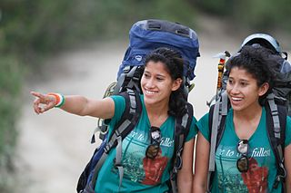 Tashi and Nungshi Malik Indian mountain climber