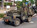 English army Land Rover, Bridgehead 2011 pic4.JPG