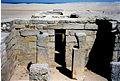 Entrance Mastaba Isesi ankh.jpg