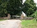 Entrance gateway - geograph.org.uk - 1985044.jpg