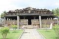 Entrance into the Amrutesvara Temple at Amruthapura.jpg