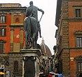 Equestrian statue of Grand Duke Ferdinand I facing towards Santa Maria del Fiore (5987219638).jpg