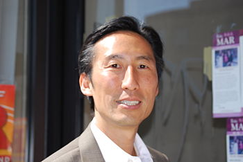 English: Eric Mar,San Francisco Politican in f...
