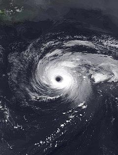 Hurricane Erin (2001) Category 3 Atlantic hurricane in 2001