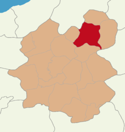 Erzurum location Oltu.png