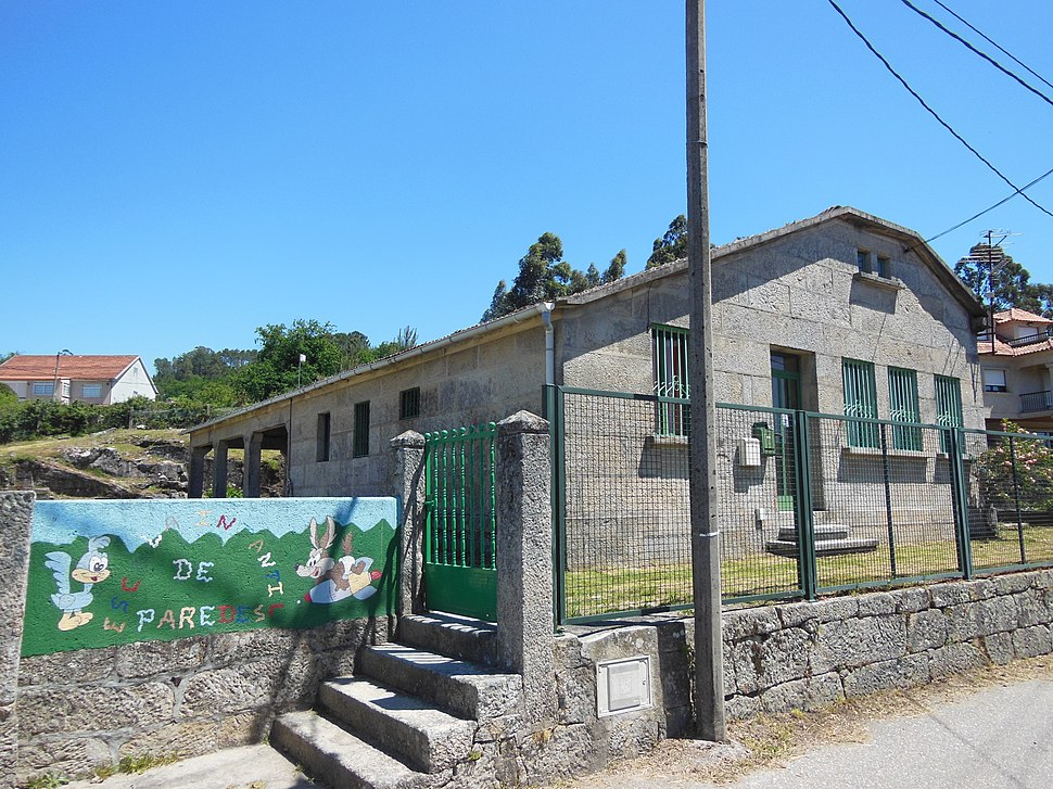 Escola infantil de Paredes