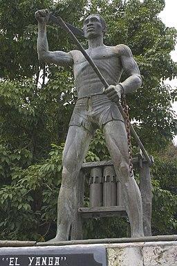 EstatuaYanga