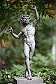 Estatua Fauno bailando, Museo Sorolla.jpg