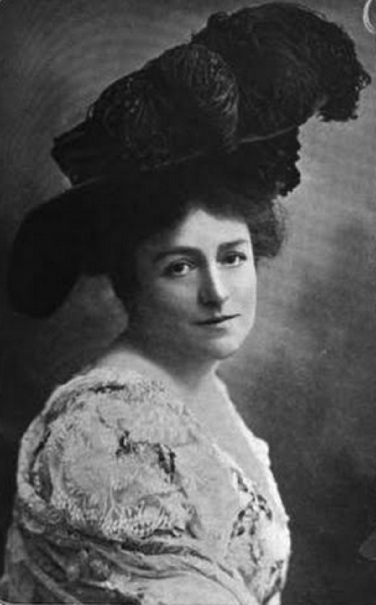 Ethel Irving