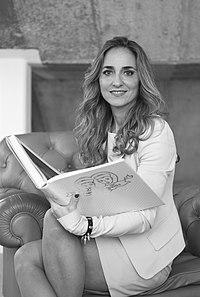 Eugenia Romanelli, scrittrice e giornalista italiana.jpg