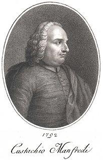 Italian mathematician, astronomer and poet (1674–1739)