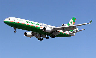 McDonnell Douglas MD-11 - Eva Air Cargo MD-11F