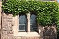 Evangelische Christuskirche in Bozen Gries - ein Fenster an der Südseite.JPG