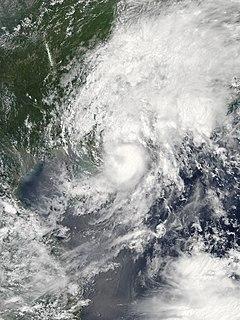Tropical Storm Ewiniar (2018) Pacific typhoon in 2018