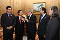 Ex presidente de Brasil, Lula da Silva, en el Bicentenario del Congreso Nacional (5904506807).jpg
