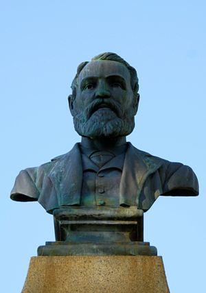 Explorers' Monument - Detail