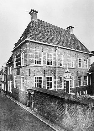 Admiralty of Friesland - Het Admiraliteitshuis
