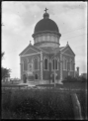 Exterior view of St Mary's Basilica, Invercargill. ATLIB 289922.png