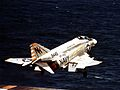 F-4B of VF-142 launching from USS Constellation (CVA-64) c1968.jpg
