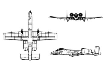 Fairchild Republic A-10 Thunderbolt II — Википедия
