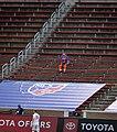 FC Cincinnati social distancing COVID-19 2020-08-21 (cropped).jpg
