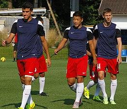 FC Liefering gegen Creighton University 39.JPG