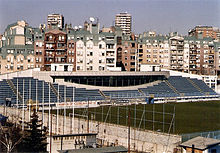 FK Obilić Stadium - photo by Prvoslav Vujčić.jpg