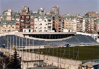 FK Obilić Stadium - Image: FK Obilić Stadium photo by Prvoslav Vujčić